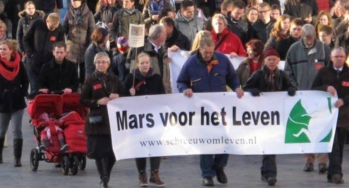 Mars voor het Leven 2017