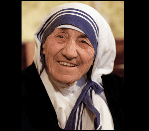 Expositie over de Moeder Teresa van Calcutta