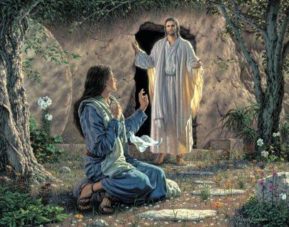 Zalig Pasen! Jezus Christus is waarlijk Verrezen!!