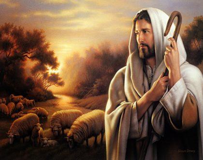 jezus de goede herder