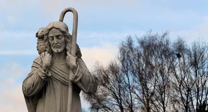 Jezus de Goede Herder OLV ter Nood Heiloo