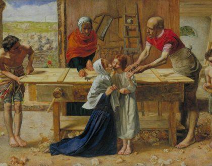 Heilige Jozef, arbeider