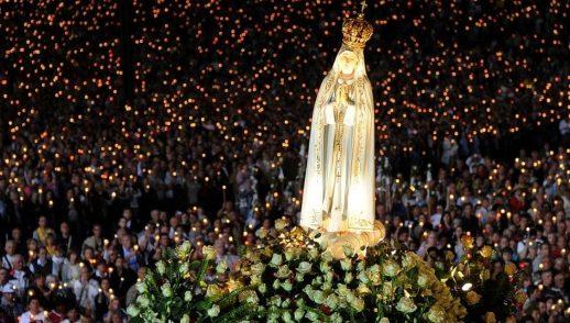 Zonnewonder van Fatima