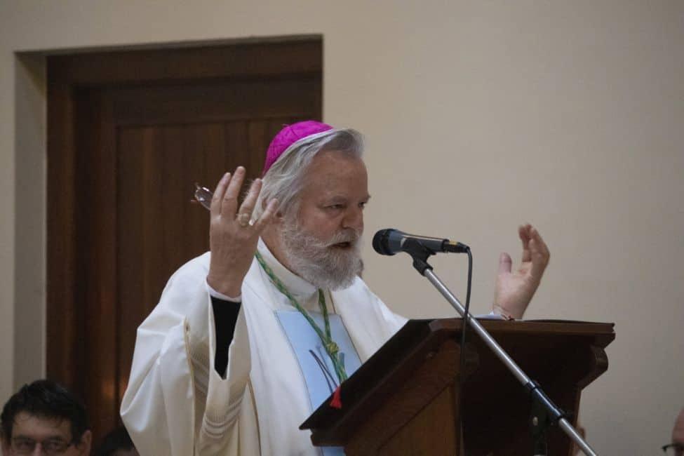De homilie van bisschop Punt