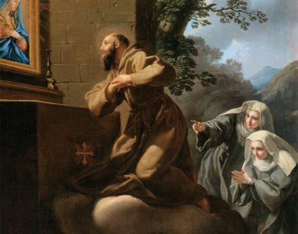 sint franciscus van Paola