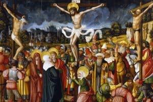 Kruisiging-Peter-Gertner-goede-vrijdag-paastriduum-olv-ter-nood-heiloo