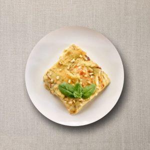 Lasagne groene pesto olv ter nood heiloo catering-01