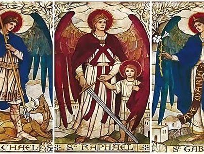 Feest van de HH. Michaël, Gabriël en Rafaël, aartsengelen