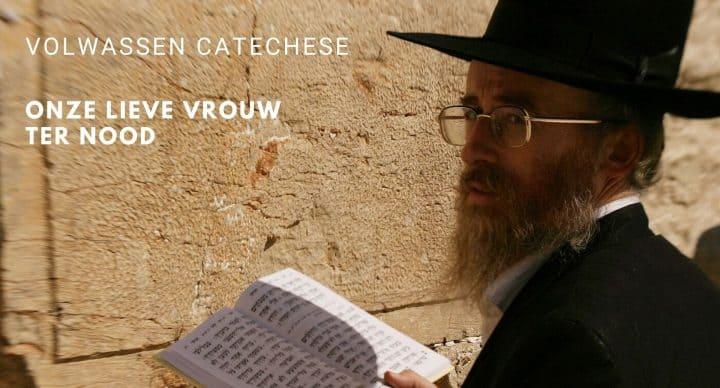 olv-ter-nood-heiloo-volwassen-catechese-klaagmuur-jood-psalmen