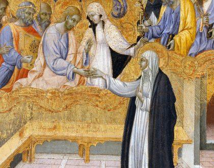 Door Maria tot Jezus
