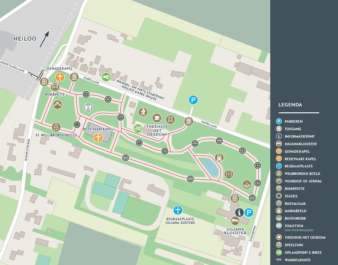 onze-lieve-vrouw-ter-nood-fietsen-wandelen-route-kaart