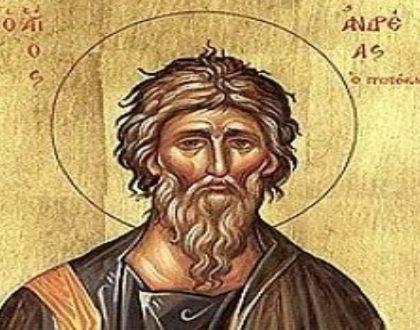 Apostol-Andreas-olvternood