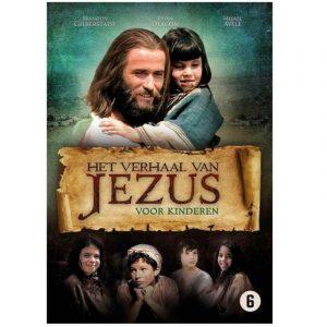 01 DVD Het verhaal van Jezus voor kinderen (2)