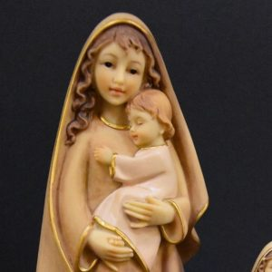 05 Maria met Jezuskind bruin2