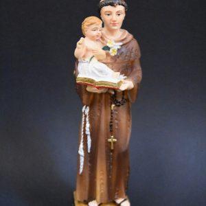 11 Heilige Antonius met Jezuskind