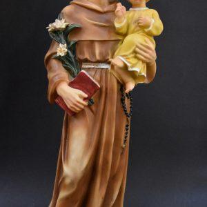 12 Heilige Antonius met Jezuskind