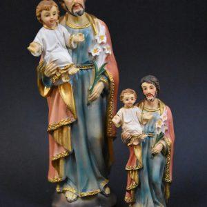 9 Jozef met Jezuskind
