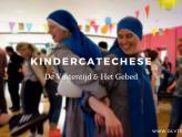 familiedag catechese kinderen vastentijd en het gebed