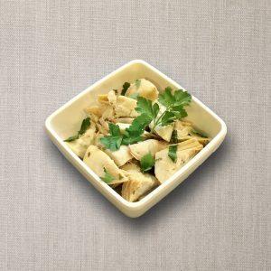 bijgerecht artisjokken peterselie knoflook olv ter nood heiloo catering