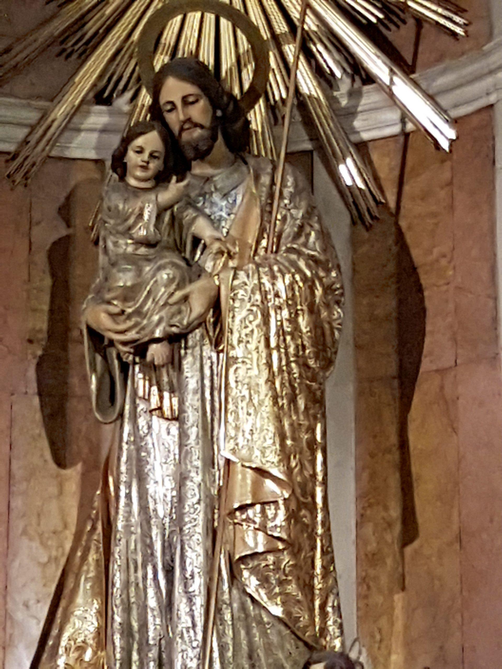 Met een vaderhart...de heilige Jozef