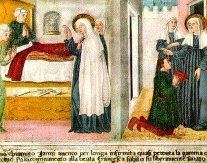 Heilige-Francisca-Romana-olvternood