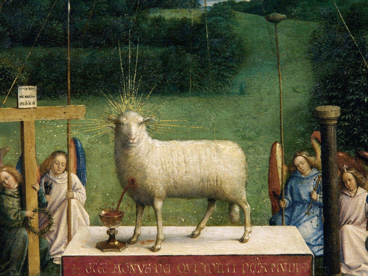 Christus is verrezen