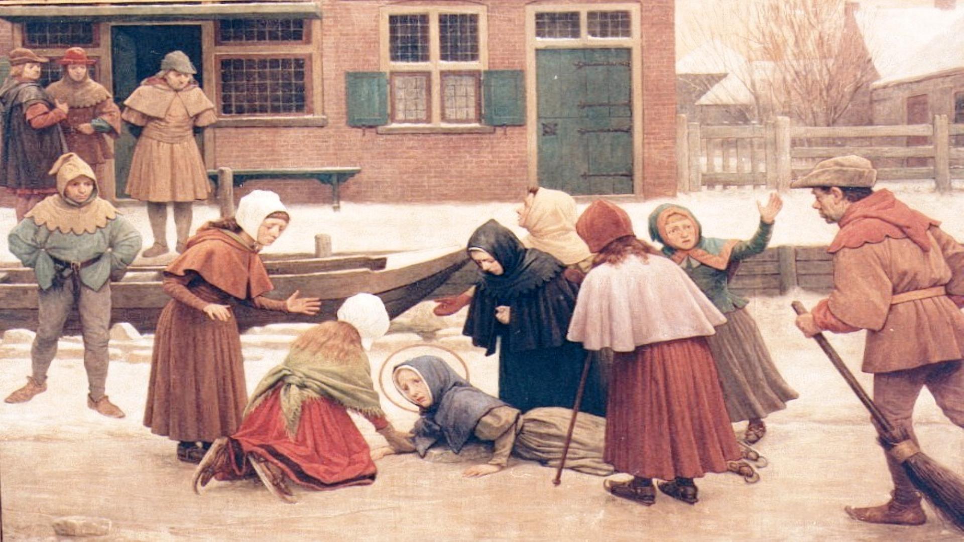 Heilige-Liduina-van-Schiedam-olvternood