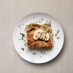 Lasagne met champignons olv ter nood heiloo afhalen menu