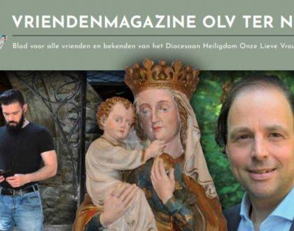 vrienden magazine olv ter nood juli 2021