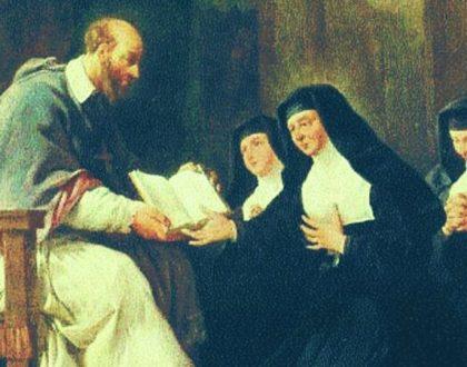 olv ter nood Johana Francisca de Chantal en Franciscus van Sales