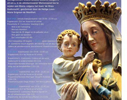 Toewijding aan Maria