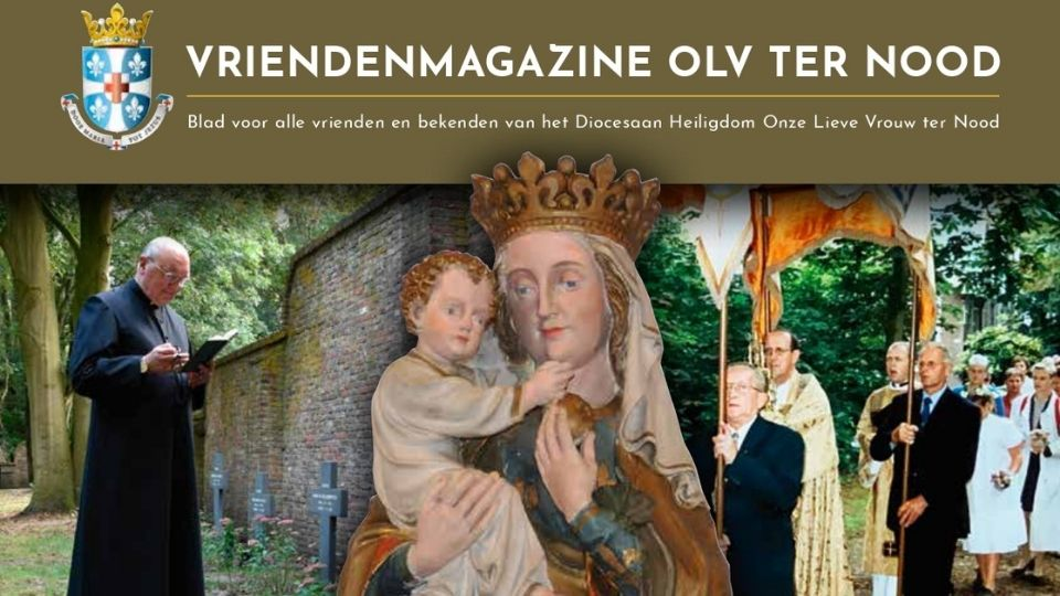 olv ter nood vriendenmagazine oktober 2021